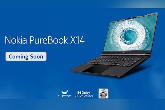 Nokia PureBook X14 Laptop.
