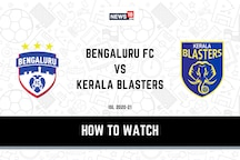 ISL 2020-21: How to Watch Bengaluru FC vs Kerala Blasters Today's Match on Hotstar, JioTV Online