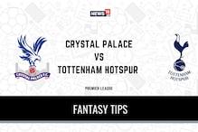CRY vs TOT Dream11 Team Prediction Premier League 2020-21 Crystal Palace vs Tottenham Hotspur Playing XI, Football Fantasy Tips