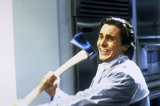 Still from 'American Psycho' used for representation.