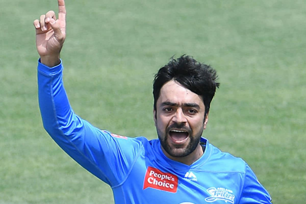 जिम्बाब्वे के खिलाफ अफगानिस्तान के पहले टेस्ट में चोटिल राशिद खान सेट