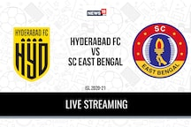 ISL2020-21: Hyderabad FC vs SC East Bengal Schedule and Match Timings: When and Where to Watch HFC vs SCEB Telecast, Team News