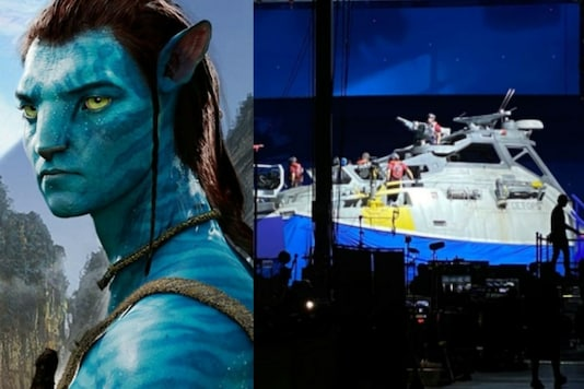This is What a Usual Day on the Sets of James Cameron's Avatar 2 Looks Like