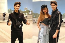 Rohan Mehra and Kanchi Singh Head to Dubai for Music Video Shoot; See Pics