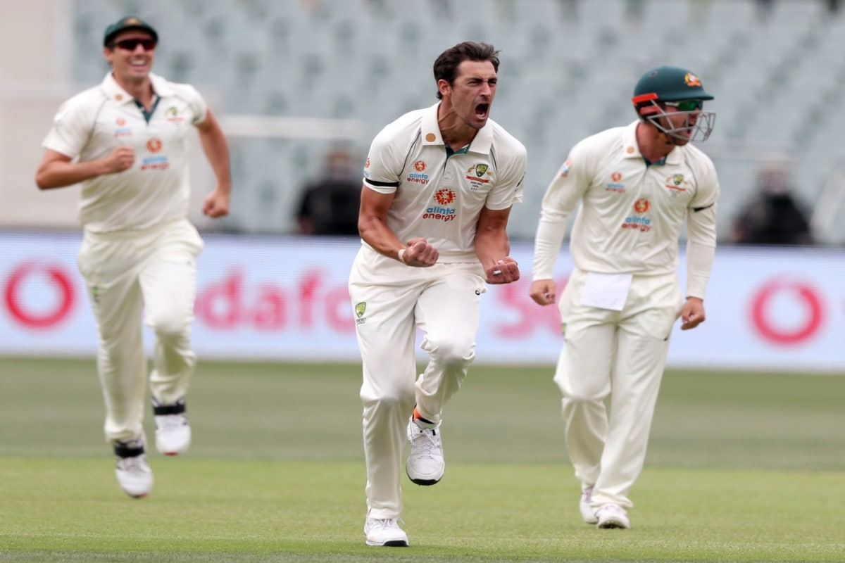 India vs Australia: Hosts Fret Over Mitchell Starc's Fitness Ahead of Day 5 in Brisbane