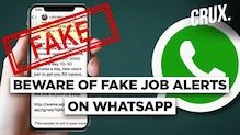Got a Job Opportunity on WhatsApp Promising Part Time Work? It's a Scam
