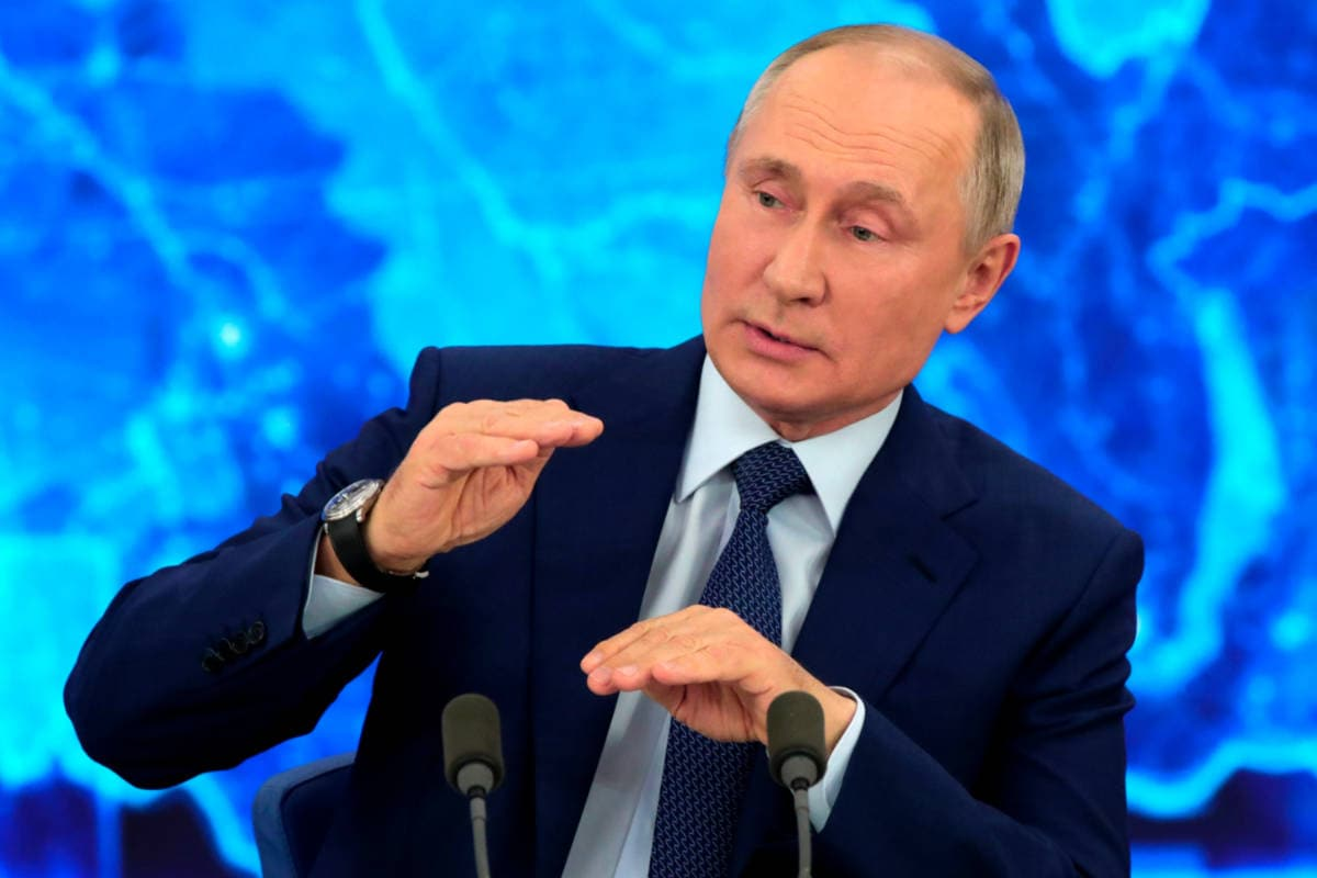 Putin Cautions Against 'Fight of All Against All', Says Global Devpt Faces Risk of Collapse