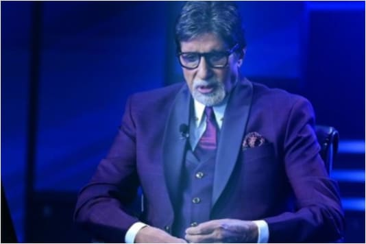 Amitabh Bachchan on KBC 12