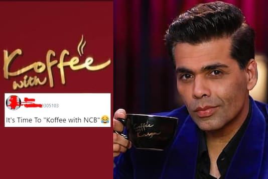 'Koffee with NCB': Karan Johar Gets Trolled After Being Summoned by Anti-drugs Agency