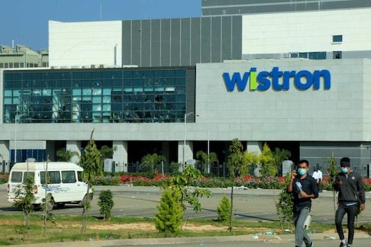 Wistron Bengaluru plant. (Image Credit: Reuters)