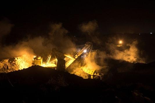 File photo of Jharia coal field. (Reuters)