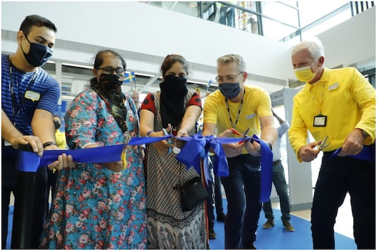 Swedish home furnishing brand IKEA opened a second store in Navi Mumbai on Friday | Image credit: News18