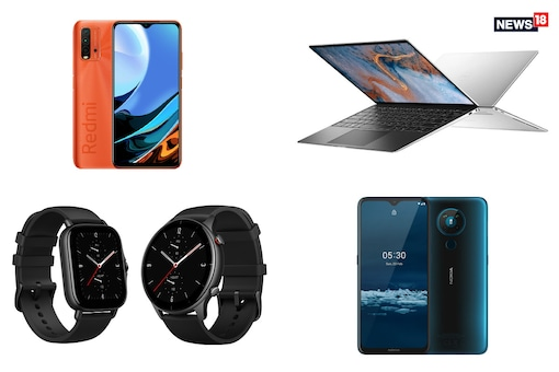 Tech Launches This Week: Redmi 9 Power, Dell XPS 13, Nokia 5.4, Oppo A15s and More