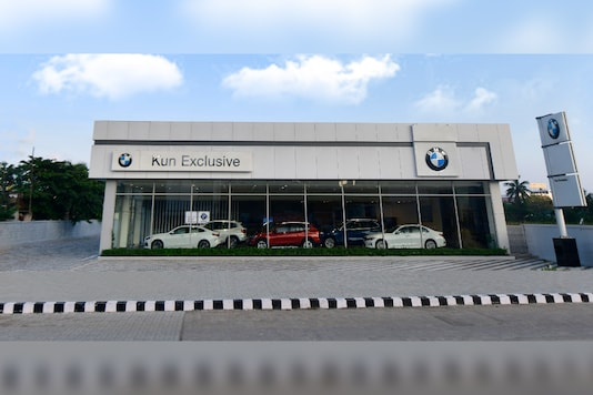 BMW Showroom Chennai. (Image source: BMW)