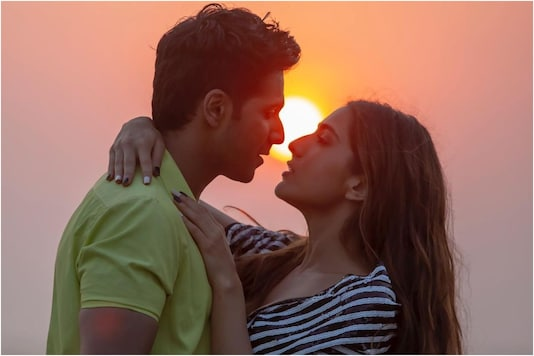 David Dhawan Opens Up on Filming Son Varun's Kissing Scene with Sara Ali Khan in Coolie No. 1