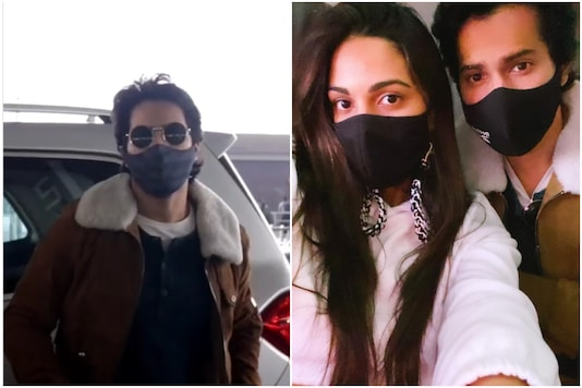 Varun Dhawan Heads to Chandigarh to Shoot for Jug Jugg Jeeyo After Recovering from Covid-19