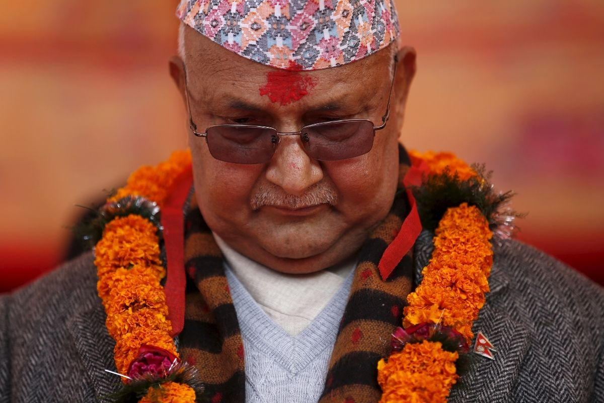 'Remove Me if You Can': After Nepal Party Splinter, PM Oli's Challenge to Prachanda