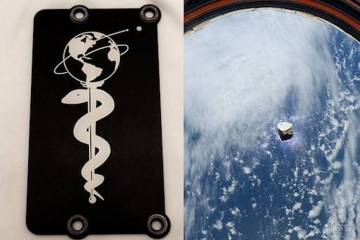 Photo on right credits: NASA/JPL-Caltech /LANL/CNES/ESA/Thomas Pesquet, Photo on left credits: NASA/JPL-Caltech