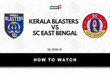 ISL 2020-21: How to Watch Kerala Blasters FC vs SC East Bengal Today's Match on Hotstar, JioTV Online