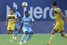 ISL 2020-21 HIGHLIGHTS, Hyderabad FC vs Mumbai City FC: Vignesh, Le Fondre Give Mumbai 2-0 Win