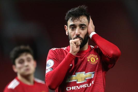 Manchester United's Bruno Fernandez (Photo Credit: Twitter)