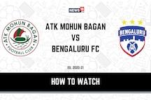 ISL 2020-21: How to Watch ATK Mohun Bagan vs Bengaluru FC Today's Match on Hotstar, JioTV Online