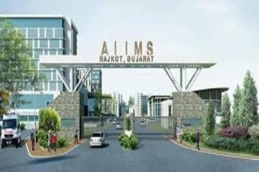 AIIMS Rajkot will have 125 MBBS and 60 nursing seats in due course of time
