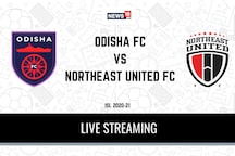 ISL 2020-21 Odisha FC vs NorthEast United FC Live Streaming: When and Where to Watch Live Telecast, Timings in India, Team News