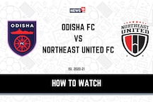 ISL 2020-21: How to watch Odisha FC vs NorthEast United FC Today's match on Hotstar, JioTV Online