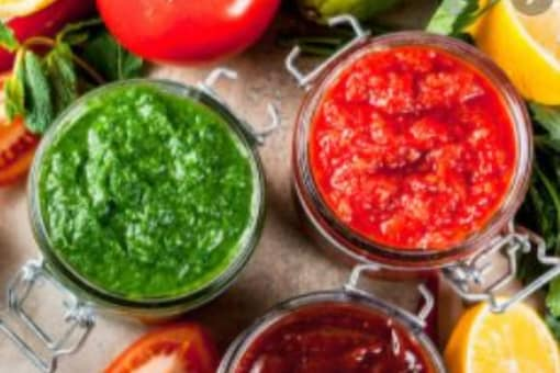 8 Indian Chutneys and Their Health Benefits