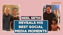 'The Jungle Book' Star Neel Sethi Shares His Best Social Media Moments With Jimmy Kimmel, Scarlett Johansson & Anupam Kher