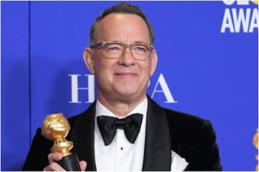 Hollywood actor Tom Hanks