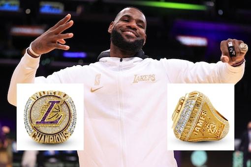 LA Lakers' LeBron James (Photo Credit: Twitter)