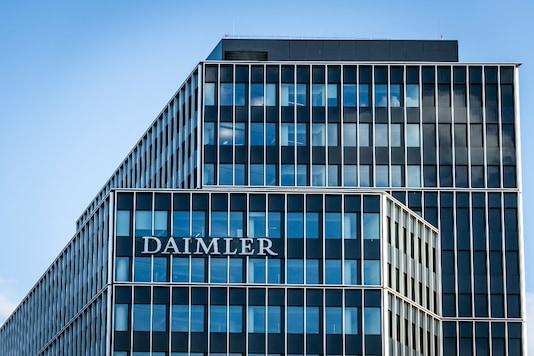 Image for representation. (Image source: Daimler)