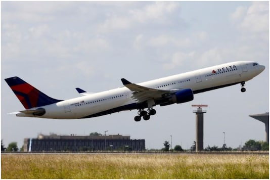 Passengers of a Delta flight tried to open the emergency hatch and exit from a moving flight | Image credit: Reuters (Representational)