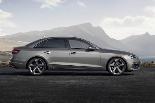 2021 Audi A4. (Photo: Audi  India)