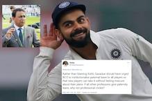 Virat Kohli Fans Slam Sunil Gavaskar for Hinting at Deep Divide in Indian Cricket Team