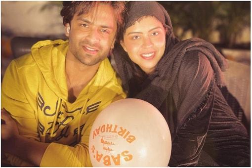 Dipika Kakar and Shoaib Ibrahim Celebrate Sister Saba Ibrahim's Birthday