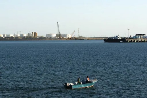 Image for representation: Chabahar port in Iran. (Reuters)
