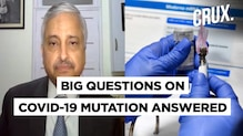 How To Protect Yourself From New COVID-19 UK Variant?   AIIMS Director, Dr Randeep Guleria   CRUX