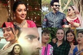 TRP Race: Anupamaa Still Safe at Top, Kundali Bhagya Takes its Place Back from Imlie