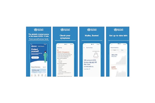 Latest Covid-19 Updates: WHO Launches New App for Official Coronavirus Info