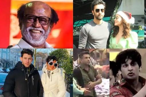 Rajinikanth Hospitalised Due to Blood Pressure Issues, Alia Bhatt Joins Ranbir Kapoor for Christmas Lunch