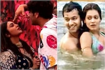 Bigg Boss 14: Vikas Pushing Arshi into Water to Sunny Leone Going for Swim, How Pool Became Drama Centerstage