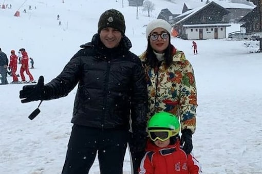 Kareena Kapoor Misses Favourite Destination Gstaad, Shares Throwback Pictures with Saif Ali Khan, Taimur