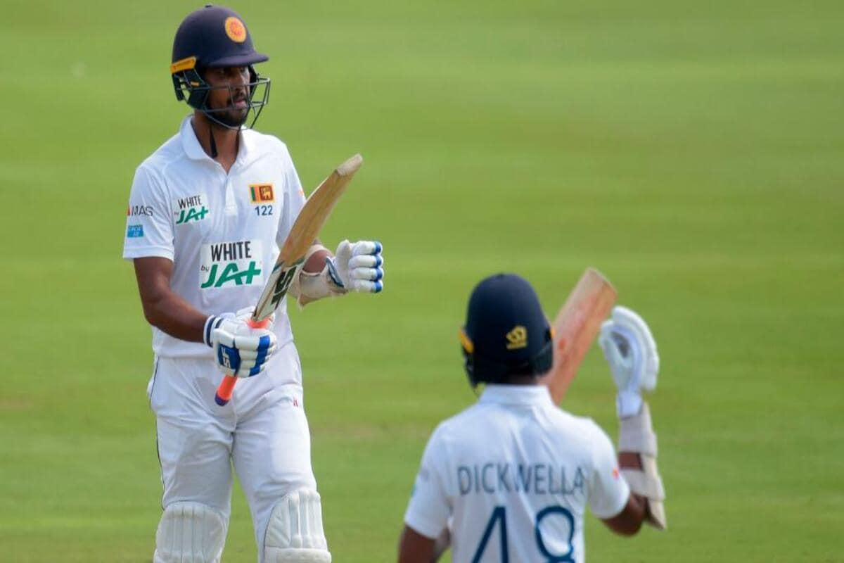 Sri Lanka vs England 2021: 'Throw Your Wicket Away'-Jonny Bairstow Sledges Dinesh Chandimal; Sri Lanka Captain Obliges