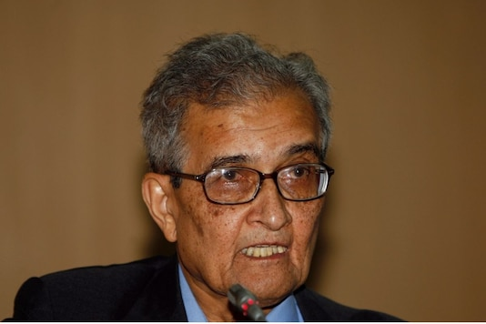 File photo of Npbel laureate Amartya Sen. (Reuters)