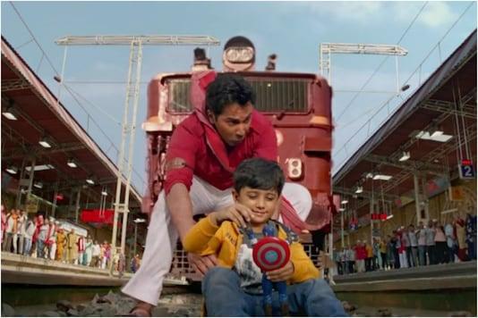 Varun Dhawan in 'Coolie No 1'