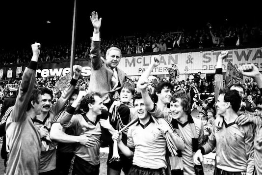 Jim McLean (Photo Credit: Dundee United Twitter)