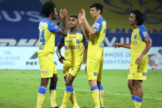 Kerala Blasters registered their first win of the season. (Photo Credit: ISL)